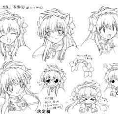Milfeulle Anime Concept Art 4