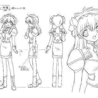 Milfeulle Anime Concept Art 2