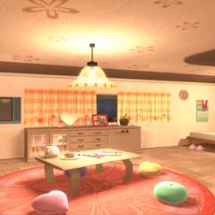 Rico's room