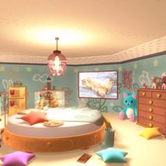 Nano's room