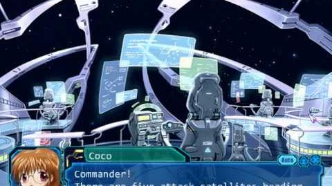 Let's Play Galaxy Angel (PC) 53 54 (Ranpha Route)
