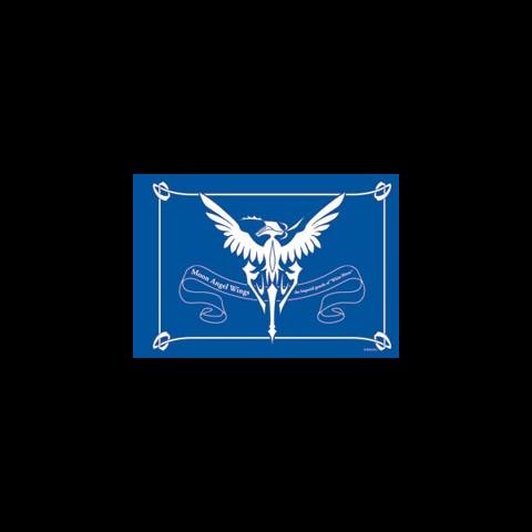 Moon Angel Troupe Emblem Flag