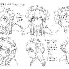 Milfeulle Anime Concept Art 3