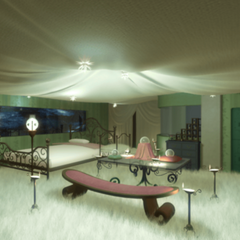 Kahlua/Tequila's room