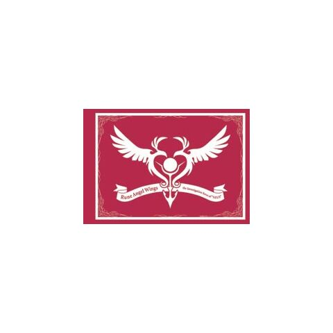 Rune Angel Troupe Emblem Flag
