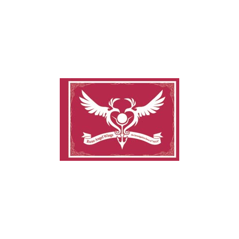 Rune Angel Troupe Emblem Flag