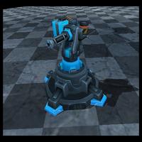 Gatling Tower Lvl2