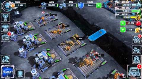 Galaxy Control 3d Strategy Official Trailer