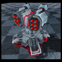 Missile Turret Lvl8