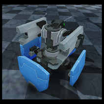 Sentry Cannon Lvl4