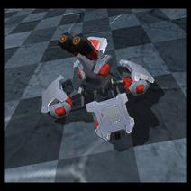 Siege Cannon Lvl3