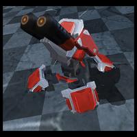 Siege Cannon Lvl8