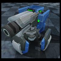 Sentry Cannon Lvl8