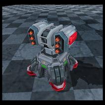 Missile Turret Lvl3