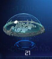 Small Shield Dome Error