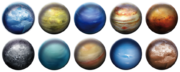 All player planet