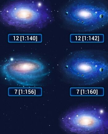Galaxy Empire galaxies 2