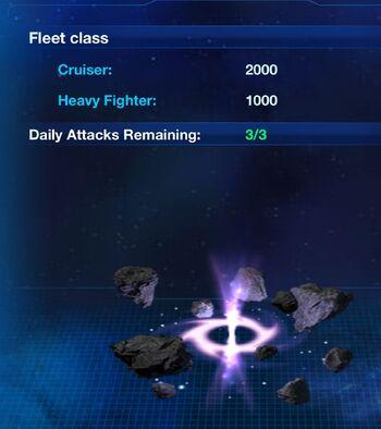 Dwarf Star System info