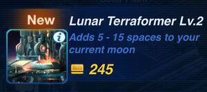 Lunar Terraformer Lv.2
