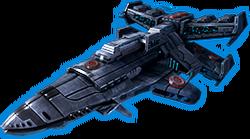 Ship destruction star