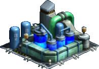 GE gasstorage