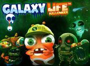 GL halloween poster