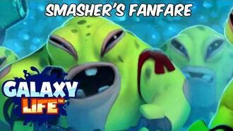 Smasher's Fanfare - Galaxy Life OST