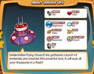 Hoover UFO!