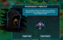 Doomsday Hideout