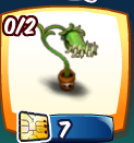 Glutton plant