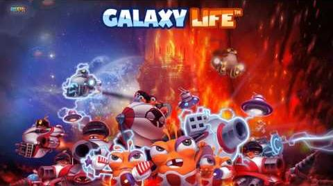Galaxy Life - In The Planet - OST