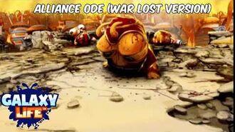 Alliance Ode (War Lost Version) - Galaxy Life OST