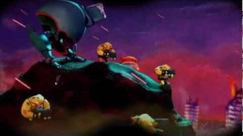 Galaxy Life - Mercenary Smasher Squad Trailer
