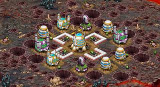 Sparragon's planet