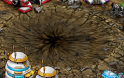 Nuke crater