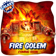 Fire Golem Ad
