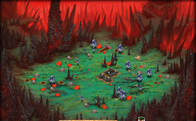Red colony