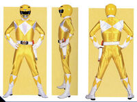 Yellow Ranger Form
