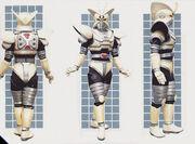 Ladyborg Ranger Form