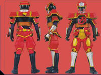 Red Lion Fire Ranger Form