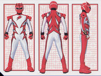 Red Jungle Ranger Master Mode