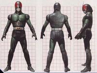 Masked Rider Form