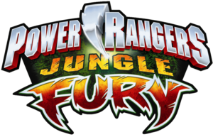 Power Rangers Jungle Fury Logo