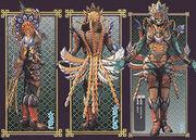 Phoenix Beast Form Form