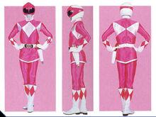 Pink Ranger Form