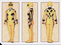 Yellow Jungle Ranger Form