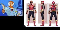 Thunderian Ranger 2