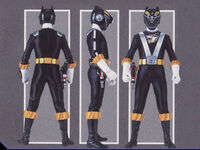 Black RPM Ranger Form
