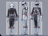 Silver RPM Ranger Form