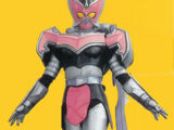 Mystic Sprite (VR Troopers and Power Rangers: Worlds Collide)